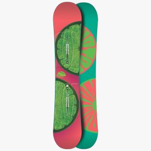 Burton Social Snowboard - Women's 121821