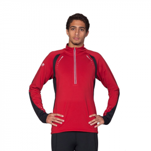 SportHill Ultimate Visibility III Zip Top - Men's 115393