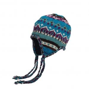 Icelandic Nordic Earflap Hat