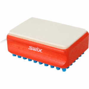 Swix F4 Combi Felt / Nylon Brush