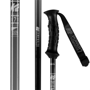 K2 Power 7 Ski Poles - Men's