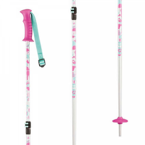 K2 Sprout Adjustable Ski Poles - Youth 133864