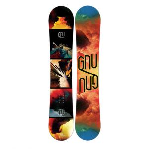 Gnu Metal Gnuru Asym EC2 BTX Snowboard - Men's