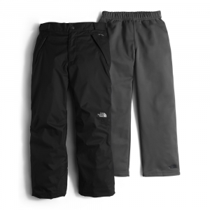 North Face Snowquest Suspender Pant - Boy's