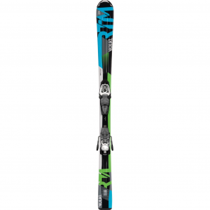 Volkl RTM Jr. Skis with 3Motion Jr. 4.5 Bindings - Youth