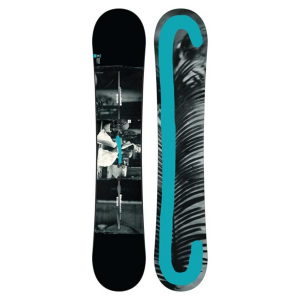 Burton Custom Twin Flying V Snowboard - Men's