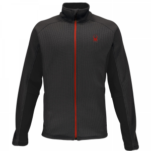Spyder Constant Full-Zip Mid-Weight Stryke Fleece Jacket - Men's