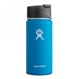 Hydro Flask Wide Mouth Bottle with Hydro Flip Lid 16 oz.