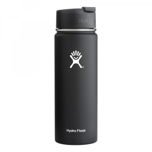 Hydro Flask Wide Mouth Bottle with Hydro Flip Lid 20 oz.