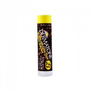Dermatone Twist-Up Coffee Lip Balm - SPF 23