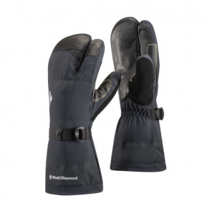 Black Diamond Soloist Finger Glove - Unisex