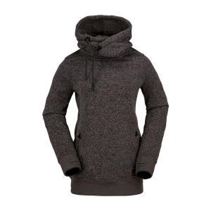 Volcom Tower Pullover Fleece Hoodie - Women's