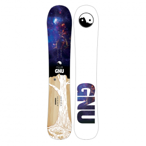 Gnu Mullair C3 BTX Snowboard - Men's