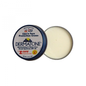 Dermatone Lips 'n Face Protection Creme with Z-Cote Mini Tin - SPF 30