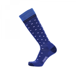 Point6 Ski/Champagne Medium Over the Calf Socks - Unisex 132746