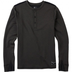 Burton Expedition Wool Henley Top Men's