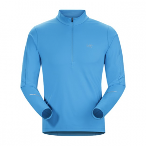Arc'teryx Accelerator Zip Neck LS Top - Men's