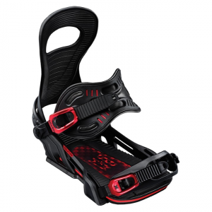 Bent Metal Solution Snowboard Bindings - Unisex
