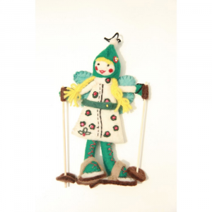 Icelandic Outdoor Fairy Ornaments 129352