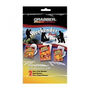 Grabber Weekender Multi Warmer Pack