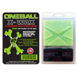 One Ball X-Wax - Cool Rub-On Wax 132435