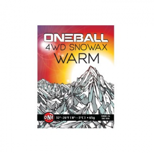 One Ball 4WD Warm Wax
