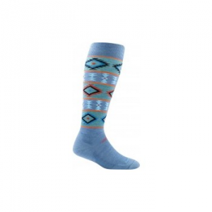 Darn Tough Taos Over-The-Calf Light Cushion Socks - Women's