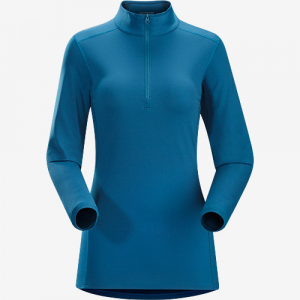 Arc'teryx Phase AR Zip Neck LS Top - Women's 112335