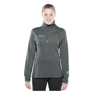SportHill Crescent Zip Top Womens