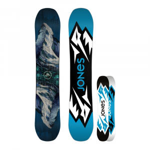 Jones Mountain Twin Snowboard - Men's