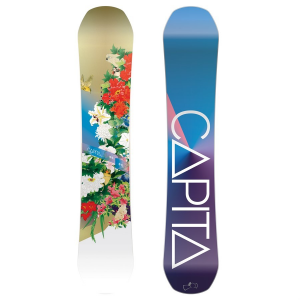 Capita Birds of a Feather Snowboard - Women's 130391