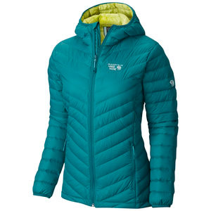 Mountain Hardwear Micro Ratio Hooded Down Jacket - Women's 108380
