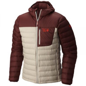 Mountain Hardwear Dynotherm Hooded Down Jacket - Men's 129645