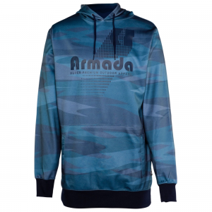 Armada Multiply Pullover Tech Hoody - Men's