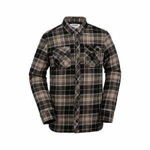Volcom Simons Insulated Flannel Jacket - Men's 132494