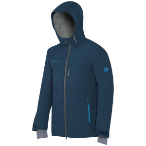 Mammut Bormio HS Hooded Jacket - Men's 133157