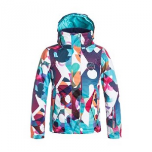 Roxy Jetty Girl Jacket - Youth 137756