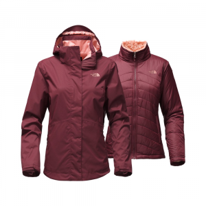 North Face Mossbud Swirl Triclimate Jacket - Women's