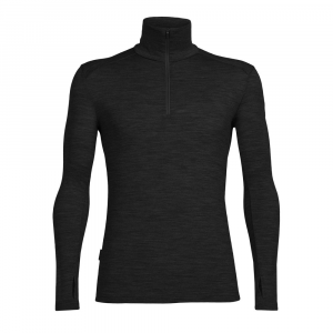 Icebreaker Bodyfit260 Midweight Tech Long-Sleeve Half-Zip Top - Men's