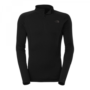 North Face Expedition L/S Zip Neck Top - Men's