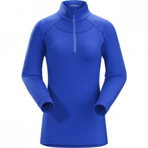 Arc'teryx Satoro AR Zip Neck LS Top - Women's 141440