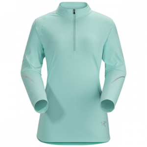 Arc'teryx Ensa Zip Neck LS Top - Women's