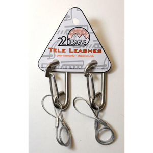 22 Designs Coil Leash