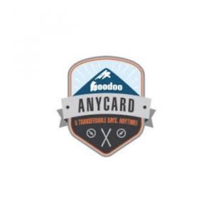 Hoodoo Anycard 147450