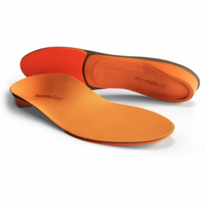 Superfeet Trim-to-Fit Orange Footbed - Men's 146765