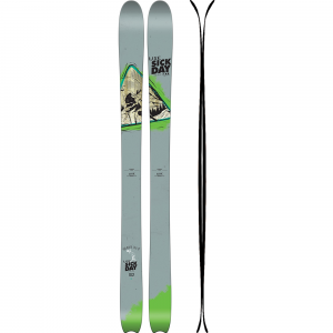 Line Sick Day 102 Skis - Men's