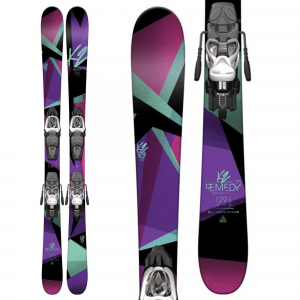 K2 Remedy 75 Jr. Skis with Marker 7.0 Bindings - Youth