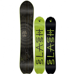 Slash Straight Snowboard Men's