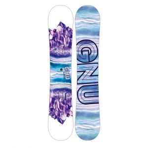 Gnu B-Nice Asym BTX Snowboard - Women's