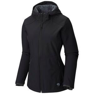 Mountain Hardwear Pyxiana Hooded Jacket - Women's